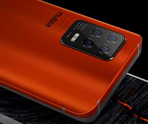 صورة مسربة تكشف عن تصميم nubia Z30 ثنائي الألوان