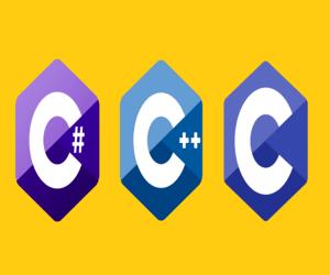 لغات البرمجة…صفقة اليوم احترف C و #C و ++C مع...