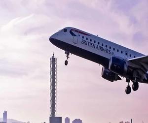 London City .. أول مطار يتحكم في الحركة الجوية عبر ب...
