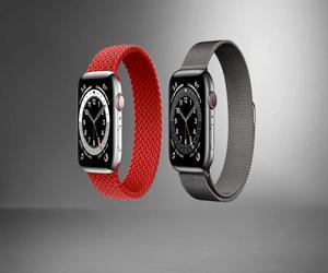 ابل تقدم ترقية كبيرة في ساعة Apple Watch 8 الذكية ال...