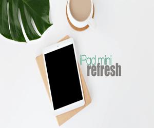 تقرير يؤكد خطط ابل لإطلاق تحديث iPad mini في وقت لاح...