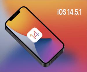 أبل تطلق تحديث iOS 14.5.1