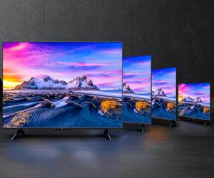 سلسلة أجهزة التلفاز الذكية Mi TV P1 من شاومي بتقنية ...