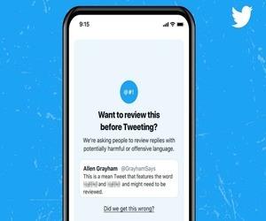 تويتر تحدث تحذيرات التغريدات المسيئة