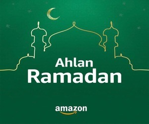 تابع عروض أمازون لشهر رمضان