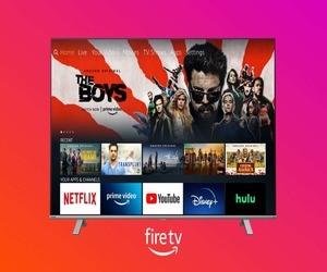 توشيبا تطلق أجهزة تلفاز بواجهة Fire TV من أمازون