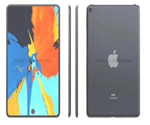 جهاز iPad mini 5G القادم يأتي بملامح تصميم iPad Pro