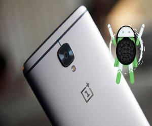 هواتف ون بلس 3 و 3T تحصل على تحديث أوريو 8.0