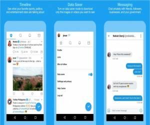 إطلاق تطبيق Twitter Lite في 24 دولة أخرى