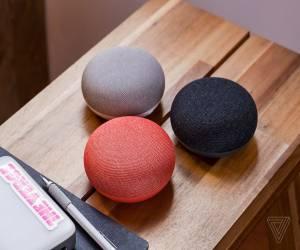 جوجل تحقق في مشكلة مع Google Home Mini أثناء تشغيل الأغان...