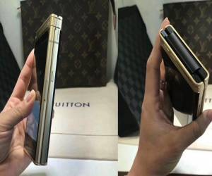 الهاتف الصدفي الراقي Samsung W2018 يظهر فيديو مسرب قبيل ا...