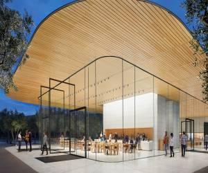 """جولة بالصور في مركز زوّار """"آبل بارك"""" Apple Park بعد افتتا..."""