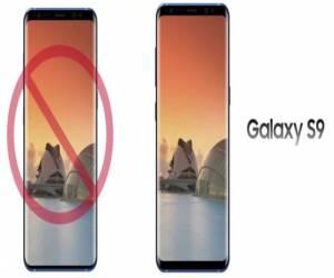 شاشات الهاتفين +Galaxy S9/S9 لن تكون نحيفة الإطار كما كان...