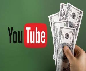 قائمة بقنوات يوتيوب الأكثر تحقيقاً للارباح في سنة 2017