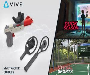 HTC تعلن عن حزم HTC Vive Tracker من أجل خوذة الواقع الإفت...