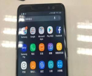 تسريب جديد يكشف عن نسخة عام 2018 من هاتف Galaxy A8 Plus