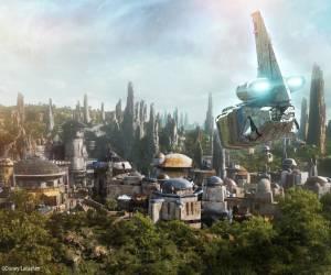 Disney تكشف عن تفاصيل جديدة حول منتزه Star Wars: Galaxy's...