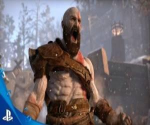لعبة God Of War تصدر في مارس المقبل