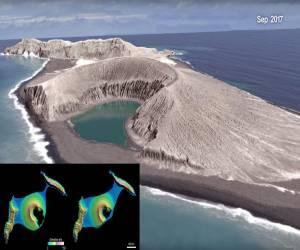 جزيرة بركانية تتيح لناسا دراسة الحياة على المريخ