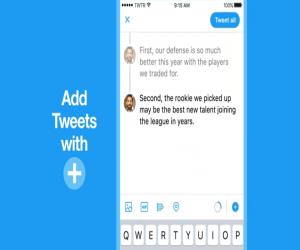 """بعد زيادة عدد حروف التغريدة .. تويتر تبدأ دعم """"التغريدات ..."""