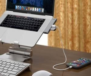 أداة لحل مشكلة منفذ USB في حاسب MacBook Pro