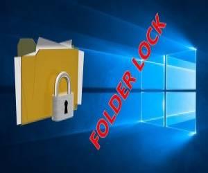 كيفية قفل مجلد وحماية معلومات سرية في ويندوز 10 دون برامج...