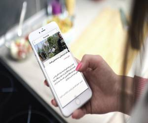 تطبيق أسطرلاب لتقديم خلاصات الأخبار للأندرويد والأيفون