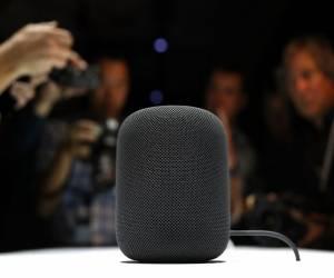 مكبر الصوت الذكي Apple HomePod كان قيد التطوير منذ العام ...