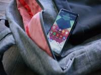 شاشة اللمس في الهاتف Google Pixel 2 XL لا تستجيب حول الحواف