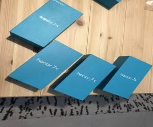 مسابقة جديدة: سحب على  4 أجهزة Honor X7