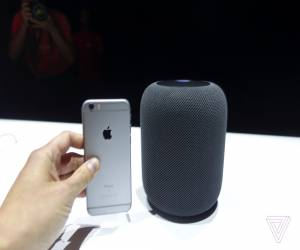 تأجيل طرح المكبر الصوتي HomePod للعام القادم