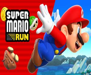 """جوجل تختار Super Mario Run لتكون """" اللعبة الجديدة الأكثر ..."""