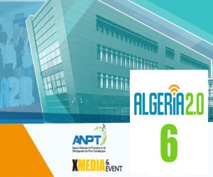 ملتقى الجزائر 2.0 في دورته السادسة … التكنولوجيا وريادة ا...