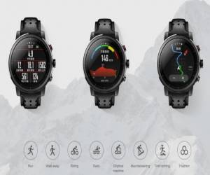 Huami Amazfit 2 هي أحدث ساعة ذكية من شركة Xiaomi