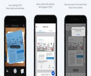 تطبيق Scan من أدوبي يعتمد على الذكاء الصُنعي للعثور على ا...
