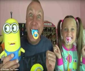 يوتيوب يحذف قناة Toy Freaks الشهيرة وهذا هو السبب