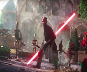 استوديو Blizzard يسخر من Star Wars Battlefront II
