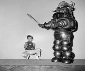 بيع الروبوت Robby في مزاد بمبلغ 5.375 مليون دولار