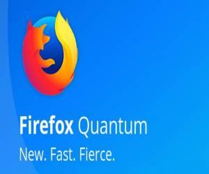 موزيلا تُصدر متصفح فايرفوكس كوانتوم Firefox Quantum