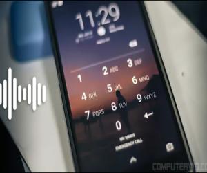 إلغاء قفل هاتفك الاندرويد بنبرة الصوت بدون استخدام تطبيقات
