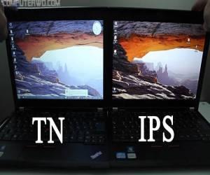 ما الفرق بين شاشات IPS و شاشات TN و أيهم الأفضل لك ؟