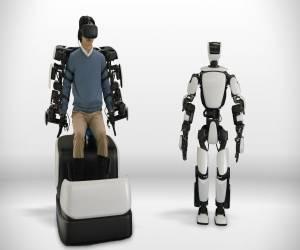 تويوتا تكشف النقاب عن الجيل الثالث من الروبوت البشري T-HR3
