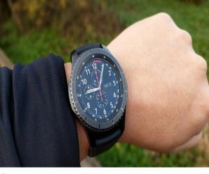 ساعات سامسونج Gear S3 تحصل على تحديث Tizen 3.0 بمميزات رائعة