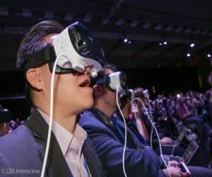 شركة Paramount تعمل على إطلاق صالة سينما داخل واقع افتراضي