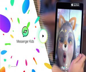 """فيسبوك تطلق نسخة خاصة بالأطفال من تطبيق الدردشة """"مسنجر"""""""