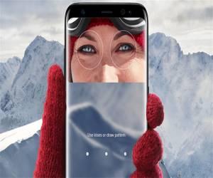 جالكسي S9 سيحظى ببصمة عين منافسة لآبل Face ID