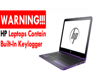 اكتشاف برمجية تجسسية خطيرة في عدد من حواسيب HP