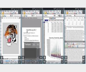 أندروبن أوفيس.. حزمة تطبيقات مكتبية لهاتفك