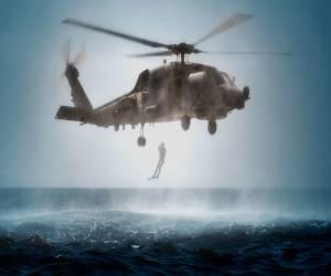 خدمة إنقاذ لهواة البر والبحر في السعودية