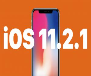 أبل تطلق تحديث iOS 11.2.1 تحضيرًا لميزة HomePod